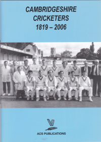 Cambridgeshire Cricketers